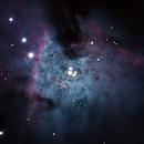 Trapezium (Orion Nebula),                                Gregg