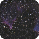 IC63 / IC59 Ghost of Cassiopeia,                    kenthelleland