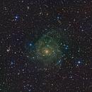 IC 342 Maffei 1 group,                                Piet Vanneste