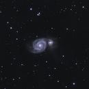 M51 (LRGB),                                Chris Kagy