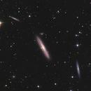 NGC 4216 and companions,                                CCDMike