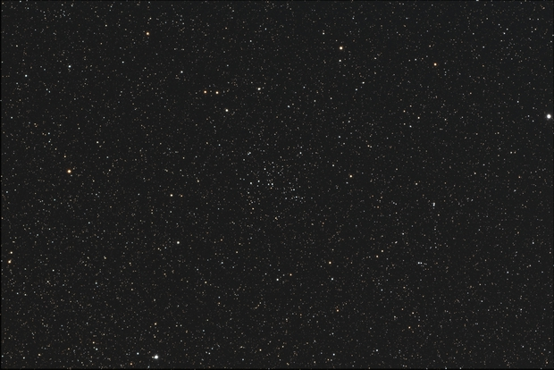 Open Star Cluster NGC 7243, Caldwell 16,                                Steven Bellavia