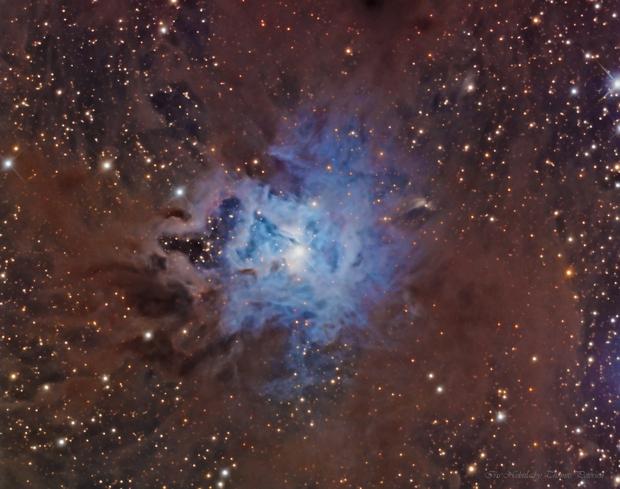 Iris Nebula,                                Datalord