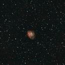 M1: The Crab nebula,                                Enol Matilla