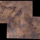 Coathanger & Dark Nebula,                                tgigl