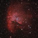 Pacman Nebula_NGC 281,                                J_Pelaez_aab