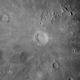Copernicus crater, 1 luglio 2020,                                Giuseppe Nicosia