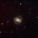 M 100,                                astrorobby