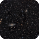NGC 7331 and Stephan's Quintet,                                Alessandro Carrozzi