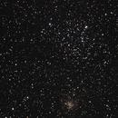 M35 and NGC 2158,                                bunyon