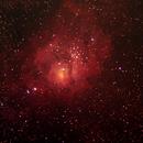 M8 (Lagoon Nebula),                                Dimosthenis Georgiadis