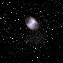 M27 Dumbbell Nebula,                                Jan Scheers