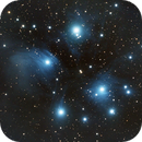 M45 Plejaden,                                Pierre Gatzki