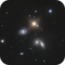 NGC5350 and Hickson 68 - In a Busy Neighborhood,                                Jason Guenzel