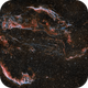 Veil Nebula, les Dentelles HO,                                litobrit