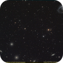 NGC 1365 and Fornax cluster,                                Uri Abraham