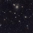 NGC 1365 e.a. - Fornax-Galaxienhaufen,                                Stefan Benz
