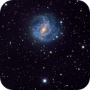 updated : M83  - First light GSO RC8+ Moonlite Focuser,                                  Andy