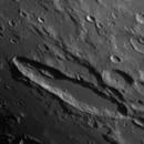 Schiller lunar impact crater,                                Jean-Marie MESSINA