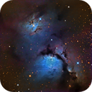 M78 LRGB - Data shared by Oscar,                                Marco Favro
