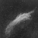 NGC1499 Califormia Nebula Ha,                                Mario Gromke