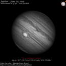 Jupiter - IR + CH4 composition,                                  Fábio