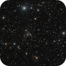 Abell 2065 Galaxy cluster widefield,                                Riedl Rudolf