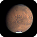 Mars 20 Sep 2018 - Argyre and Chryse Animation - Nth Up,                                Seb Lukas