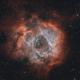 Another Rosette, testing remote observatory,                                Robert Huerbsch