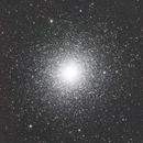 47 Tucanae Gorgeous Globular Cluster at the Eye piece,                                Ian Parr