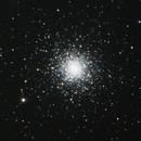 M3 Globular Cluster,                                Mahmange