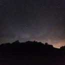 Milkyway on the Blue Ridge Parkway,                    Joe Haberthier