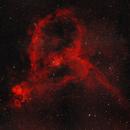 Sharpless 2-190 : The Heart Nebula 6-Panel Mosaic,                                  Randy Roy
