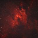 Sh2-155 The Cave Nebula,                                Barry Wilson