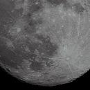 Moon (Southern Limb) via Esprit 80,                                Pat Darmody