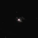 Moon-Venus-Mercury-Regulus Alignment of July 15, 2018,                    Ray Caro