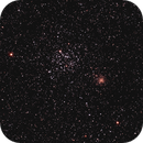 M 35 + NGC 2158,                                Skywalker83