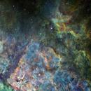 Eta Carina Nebula Northeast,                                John Ebersole