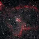 Heart Nebula Bi-color,                                ksipp01