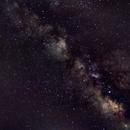 Milky way in Andalousia,                                Pierrick Roy