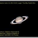 Saturno,                                Hector Santini