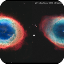 M57 , with 300mm Vs HST,                                Exaxe