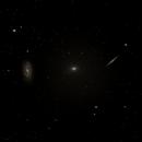 The Unique Draco Trio Galaxies,                                Starman609