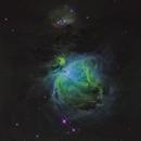 M42 SHO Palette,                                Michael Wolter