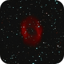 Abell 80: A Planetary Nebula in Lacerta,                                rhedden