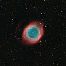NGC 7293  Helix Nebula,                                Doug Summers