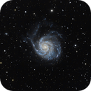 M101 Test with the QHY168C,                                Frank Zoltowski