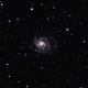 The Pinwheel Galaxy,                    Jirair Afarian