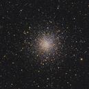 M10 - Amas globulaire,                                Francis Moreau
