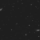Galaxies NGC 4314 & 4274,                                gigiastro